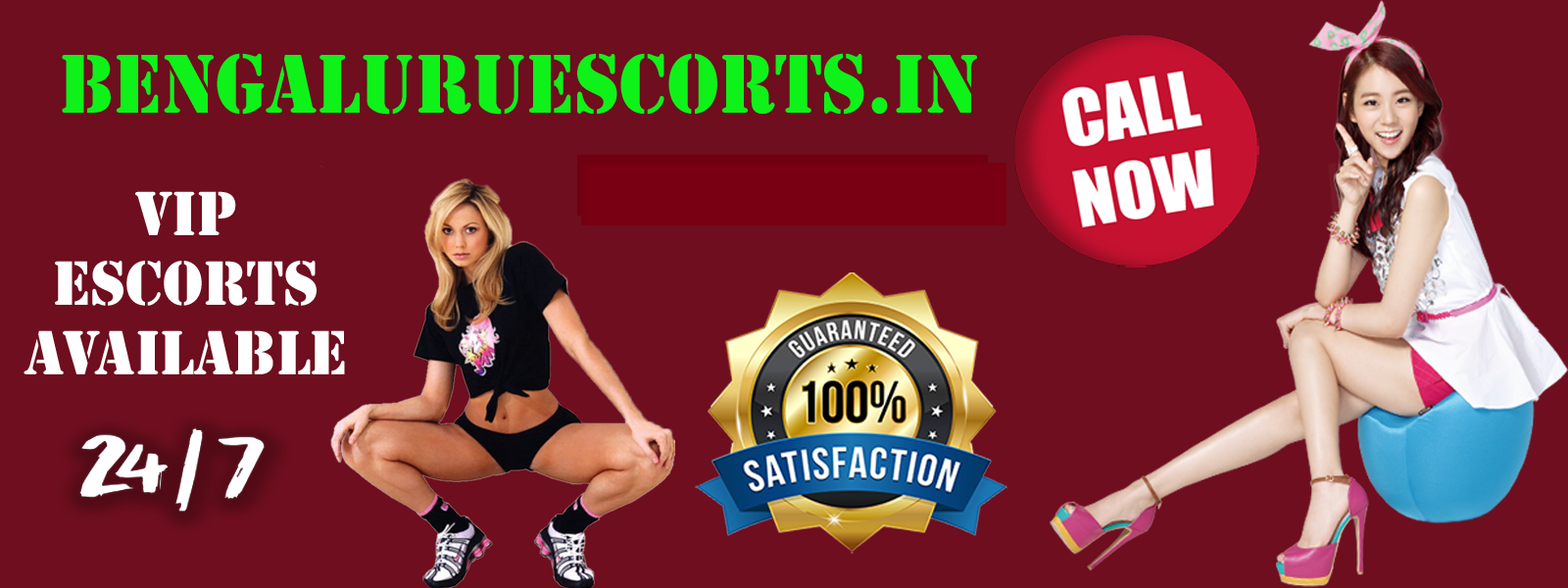 escort services in bangalore